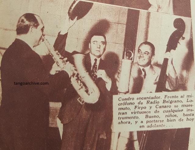 canaro firpo lomuto instruments