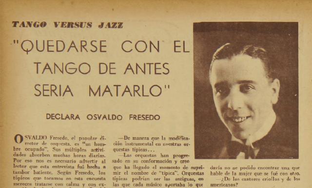 fresedo jazzman preview
